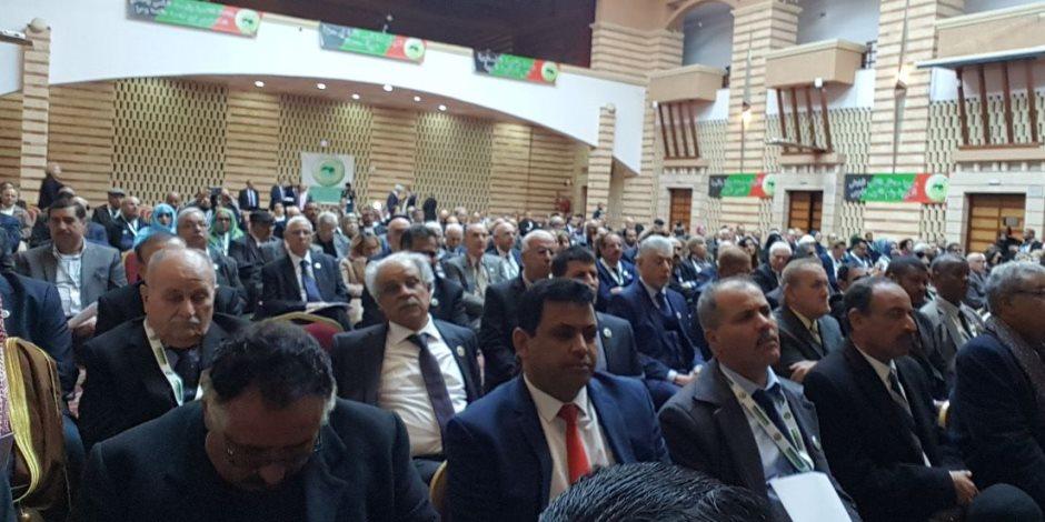 """نص تقرير """"حزم """" بشأن دعم الأحواز العربية فى مواجهة إيران بمؤتمر تونس (صور)"""