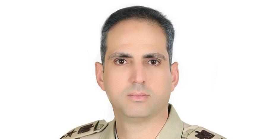 المتحدث العسكرى: القضاء على أكثر من 450 إرهابيا منذ بدء العملية سيناء 2018