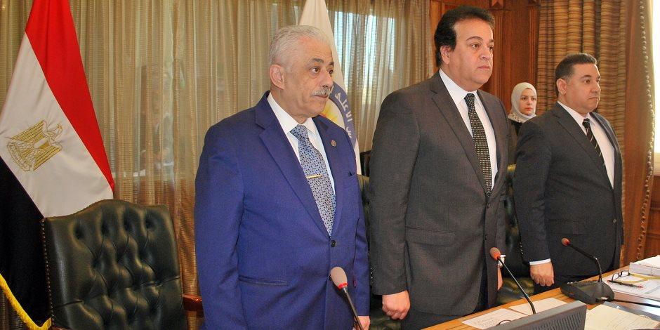عبد العظيم الجمال يعلن استقالته من لجنة التأمين الصحي بالأعلى للجامعات