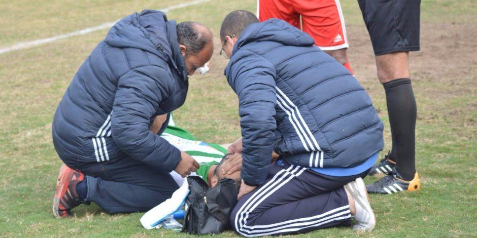 وفاة لاعب كرة قدم بالمنوفية بعد إصابته بسكتة قلبية
