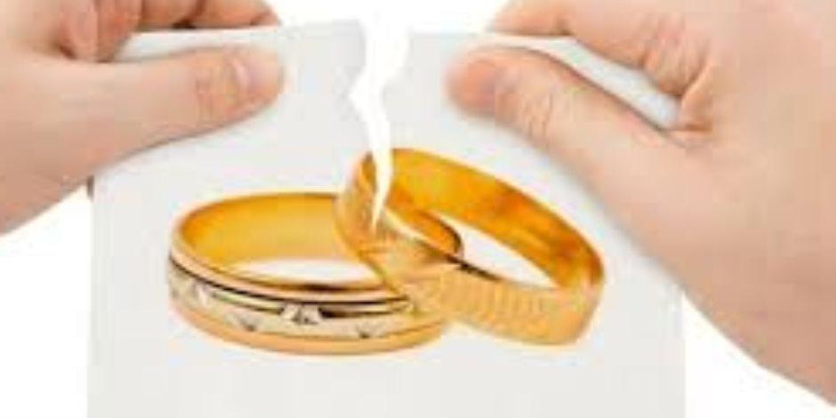 29 % ارتفاعا بمعدلات الطلاق في ديسمبر الماضي.. و44 % انخفاضا في الزواج