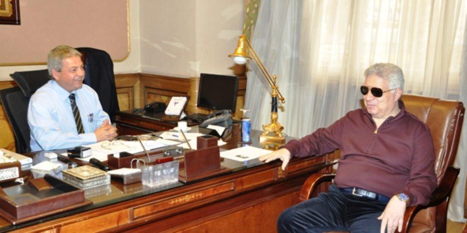 وزارة الرياضة تدرس اللجوء للمادة 23 لإنقاذ الزمالك