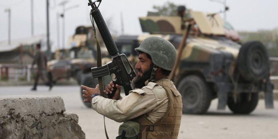 مقتل 14 عنصرا من الجيش الأفغانى فى هجوم لطالبان على ولاية قندوز شمال البلاد