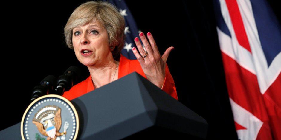 تيريزا ماى تقبل استقالة وزيرة داخلية بريطانيا لهذا السبب