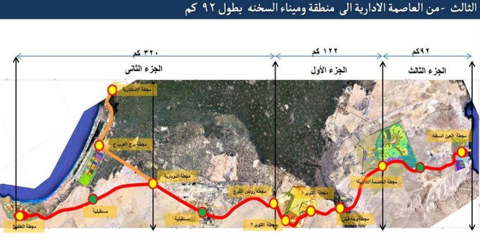 القطار الكهربائي السريع.. حلم مصر لربط المدن الجديدة بأسرع شبكة سكك حديدية