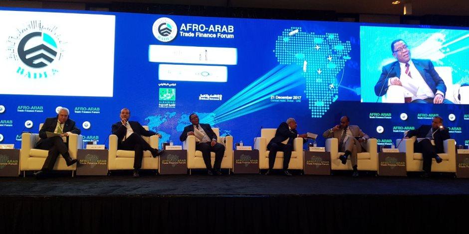 خالد حنفي: تعزيز التجارة البينية بين مصر والهند ومفاوضات لإنشاء غرفة عربية هندية