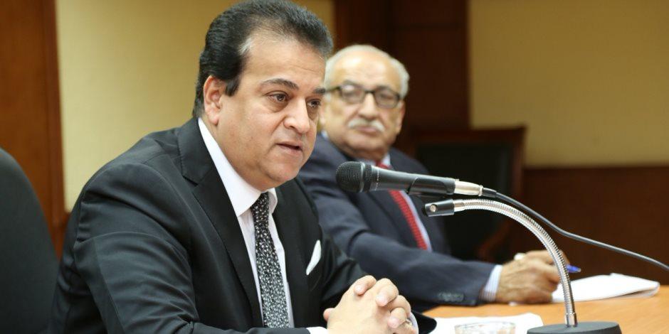 تعيين علاء فهمي رئيسا لمجلس أمناء الجامعة المصرية للتعلم الإلكتروني