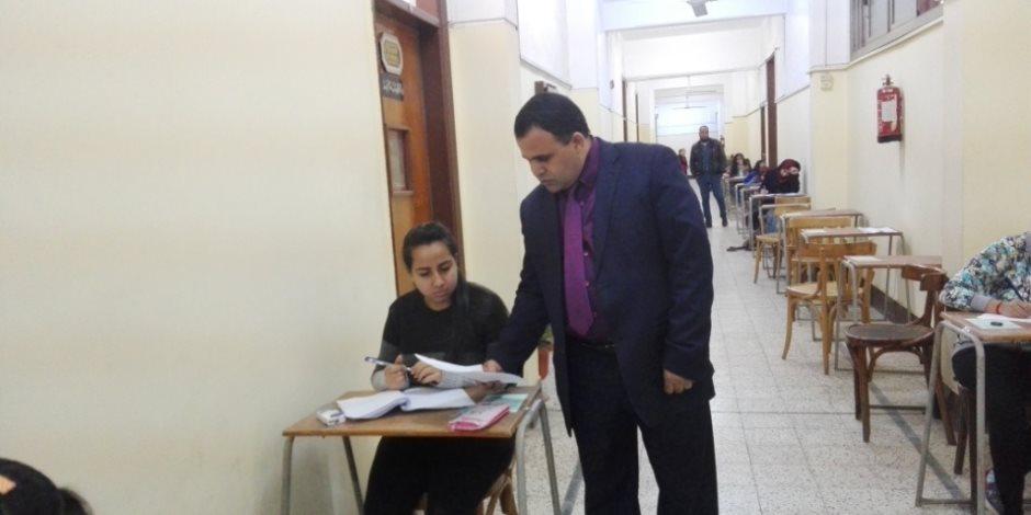 18 ألف و594 من طلاب تجارة بنها ينهون امتحاناتهم الخميس
