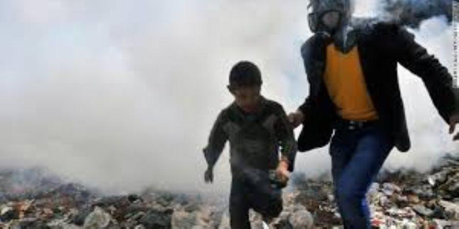الأمم المتحدة: هذا هو عدد النازحون من الغوطة الشرقية.. وتكشف عن مأساه بسوريا
