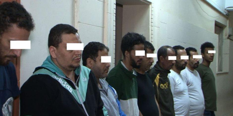 ضبط 116 هاربًا وتنفيذ 860 حكما في حملة أمنية بالإسماعيلية