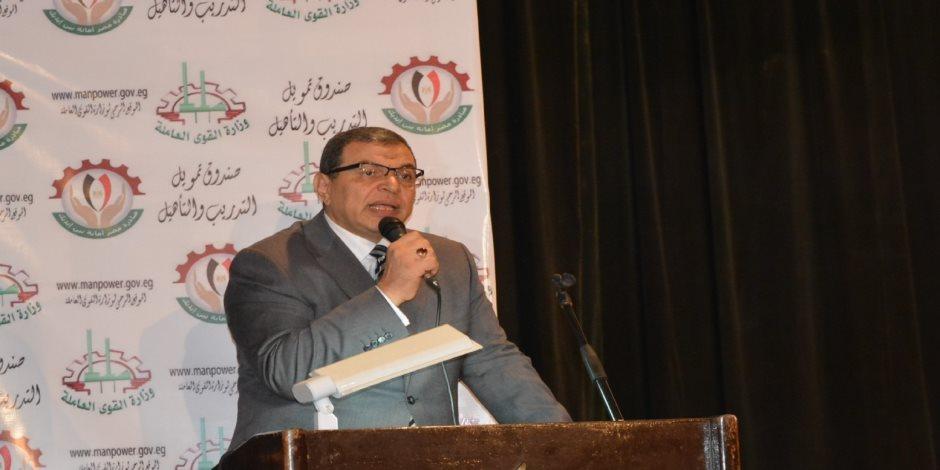 محمد سعفان من أسيوط: شمس التنمية وبشائر الخير تشرق على مصربداية 2018