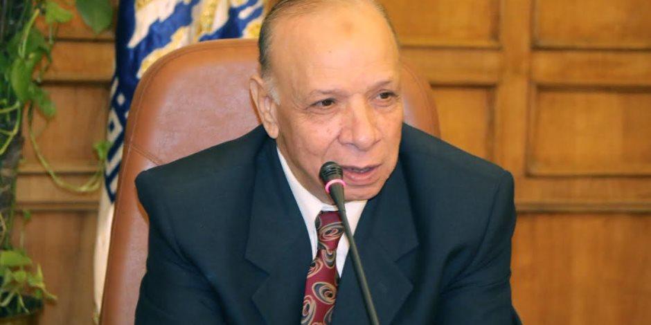 محافظ القاهرة: تفاءلوا بعد تجديد الثقة في الرئيس لاستكمال الانجازات