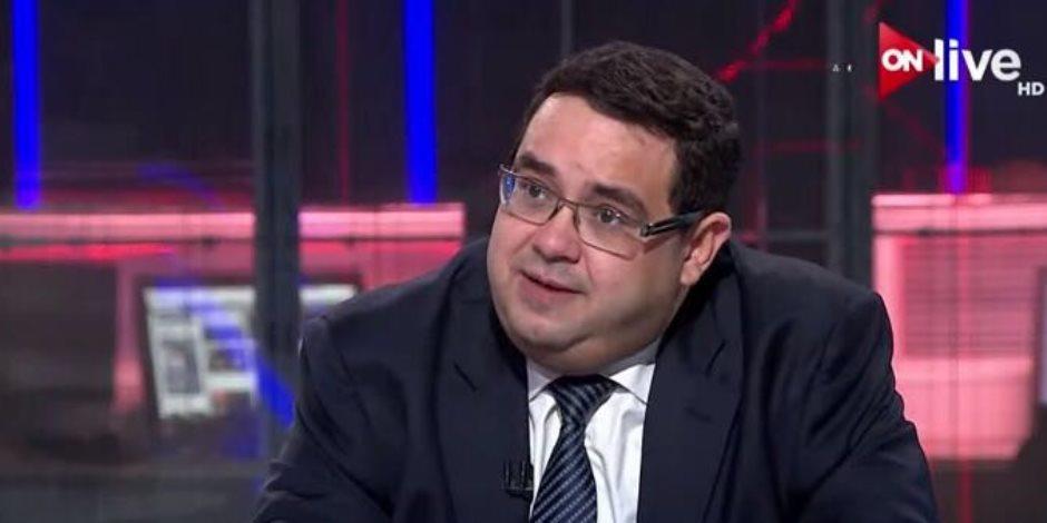 محسن عادل: الإصلاح الاقتصادي للدولة أخرج البورصة من حالة الركود