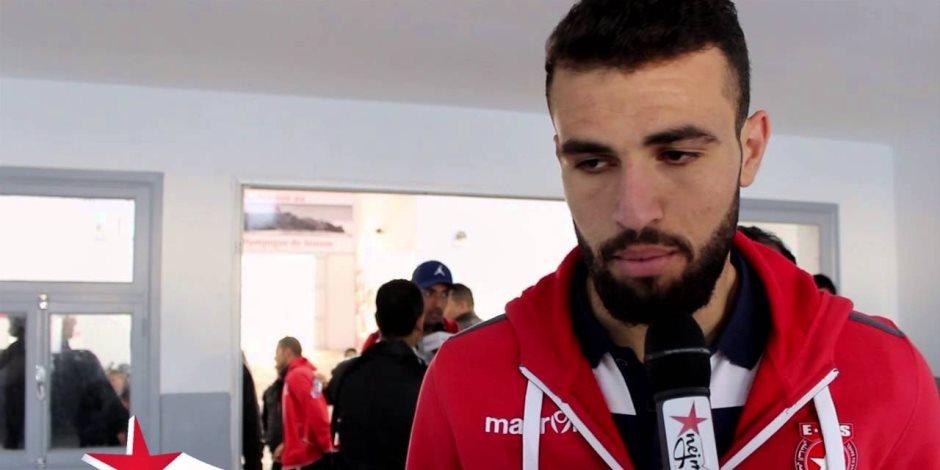 """وفد"""" زملكاوي"""" في تونس لانهاء صفقة انتقال النقاز من النجم الساحلي"""