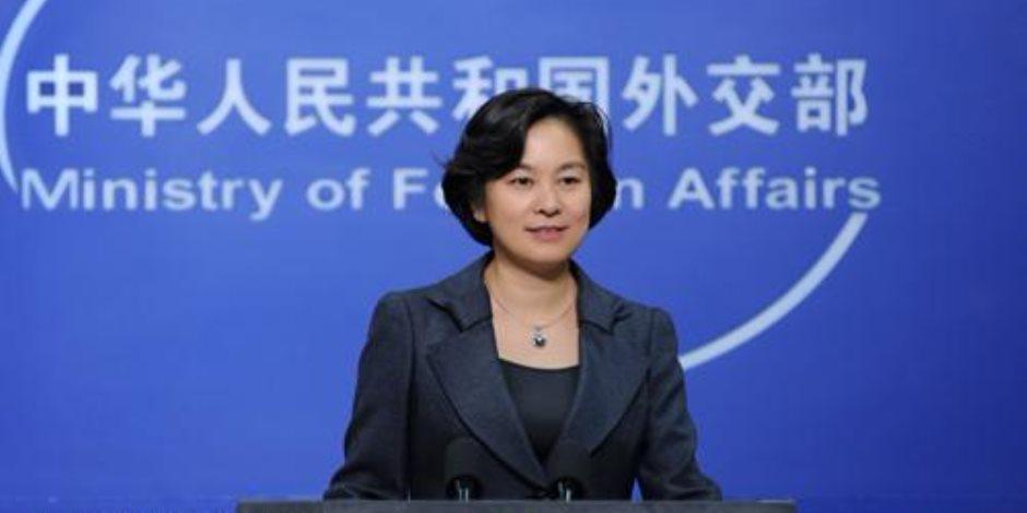 الخارجية الصينية: قصف سوريا انتهاك للقانون الدولي