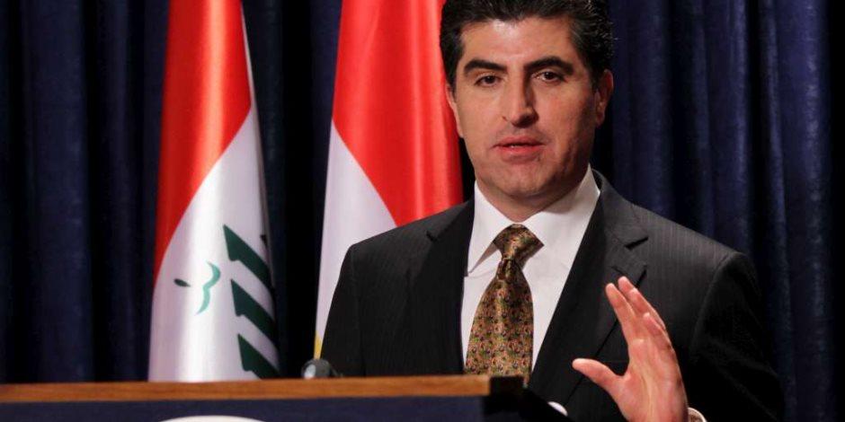 الانتخابات التشريعية العراقية.. رئيس حكومة كردستان يدلي بصوته