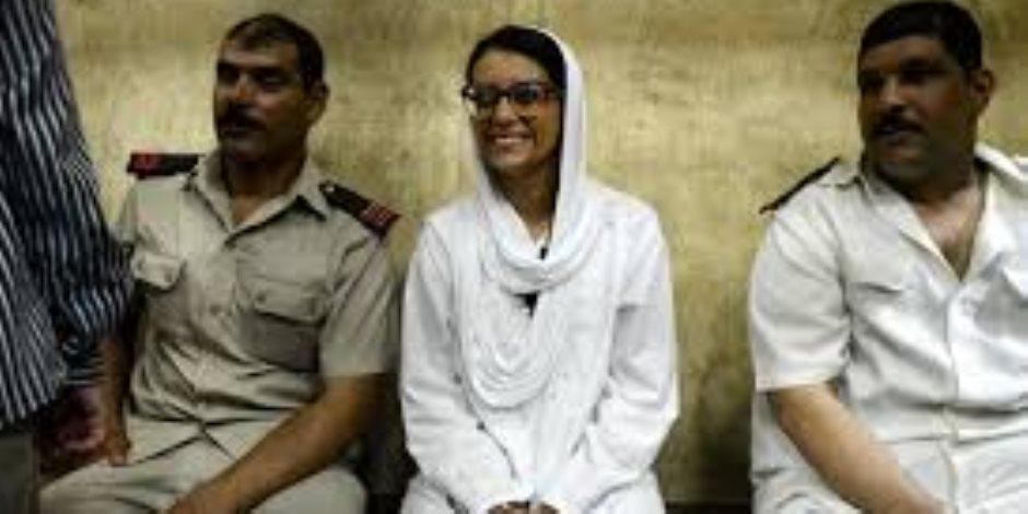 تحديد جلسة 13 يناير للأستئناف على حبس ماهينور المصرى ومدحت معتصم
