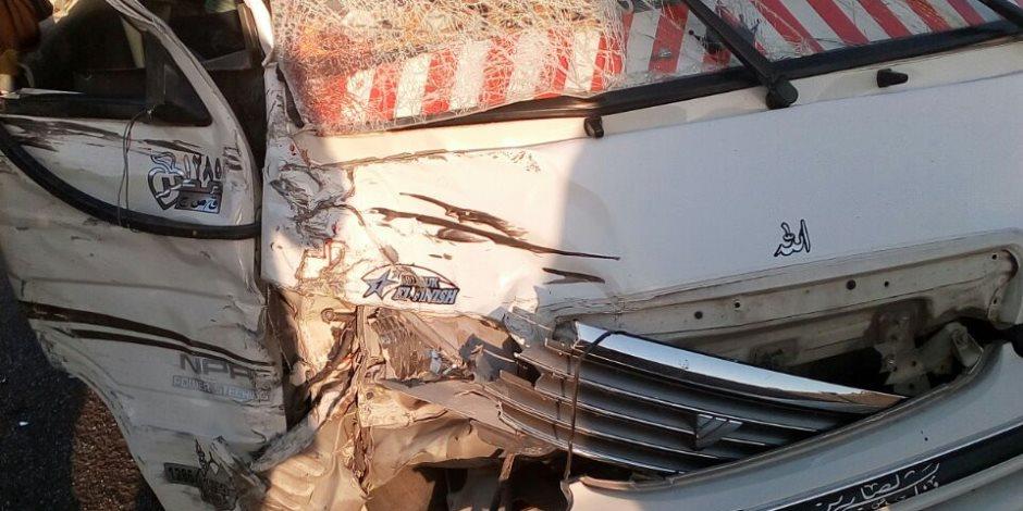 مصرع شاب إثر حادث تصادم سيارة في بورسعيد