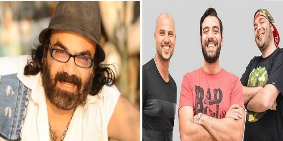 """نادر أبو الليف: سعيد جدا بالمشاركة مع فرقة MTM في فيلم """"خلاويص"""""""