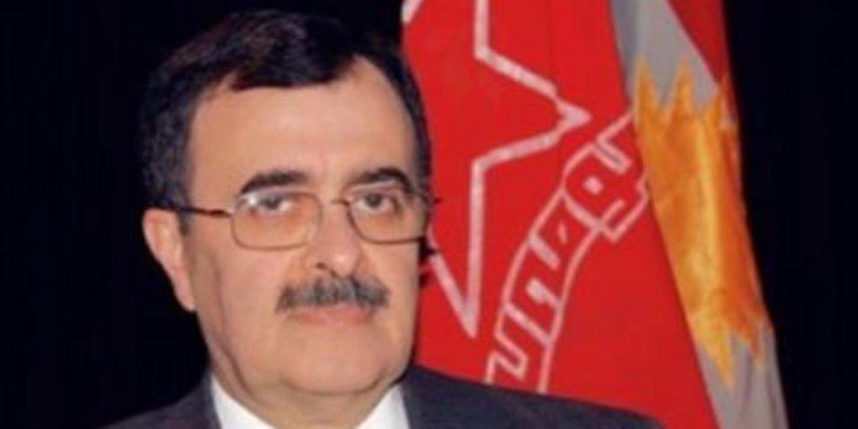 زعيم حزب كردي إيراني يدعو المعارضة لتشكيل جبهة لمرحلة ما بعد خامنئي