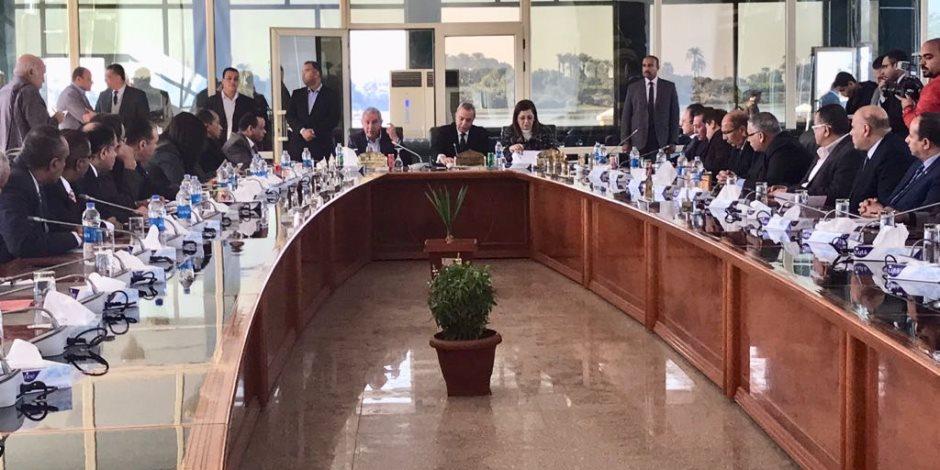 وزيرة التخطيط: الحكومة اعتمدت المشروعات المقرر تنفيذها بقرض البنك الدولي