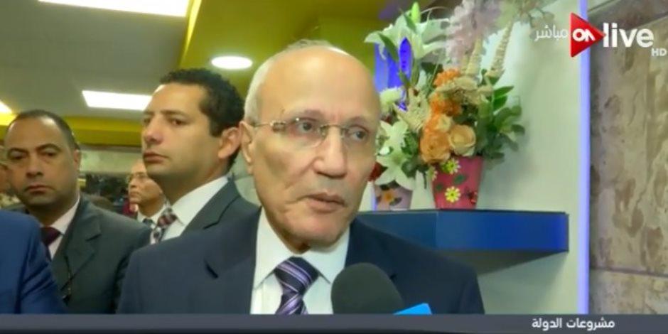وزير الإنتاج الحربي: معارض بيع المنتجات للمدنيين لا تهدف إلى الربح (فيديو)