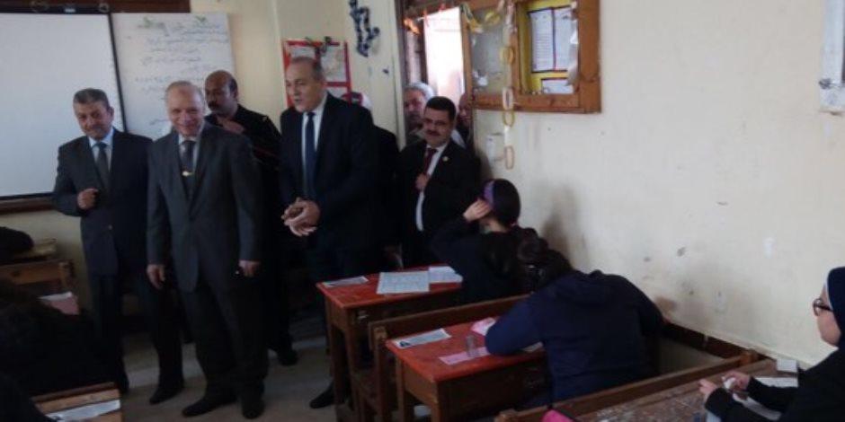 تعليم القاهرة: لا شكاوى من امتحانات الشهادة الإعدادية