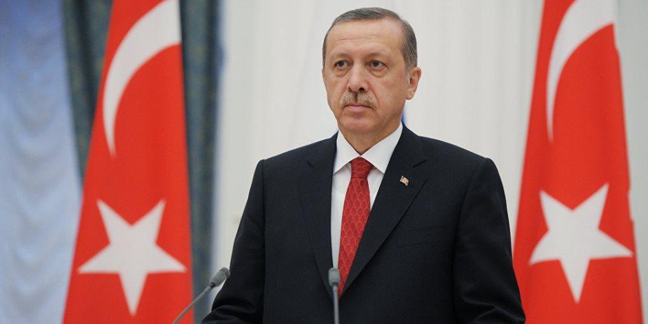 الرئيس التركى يعقد مؤتمرًا انتخابيا فى مدينة أوروبية فى مايو