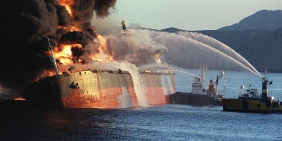 إيران المتحرش الرسمي للمنطقة.. 7 انتهاكات لطهران تهدد مسار الملاحة البحرية