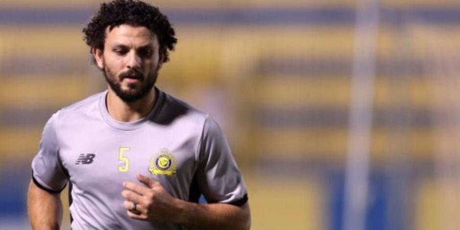حسام غالي: لعبت في جميع مراكز الملعب ما عدا حراسة المرمى (فيديو)