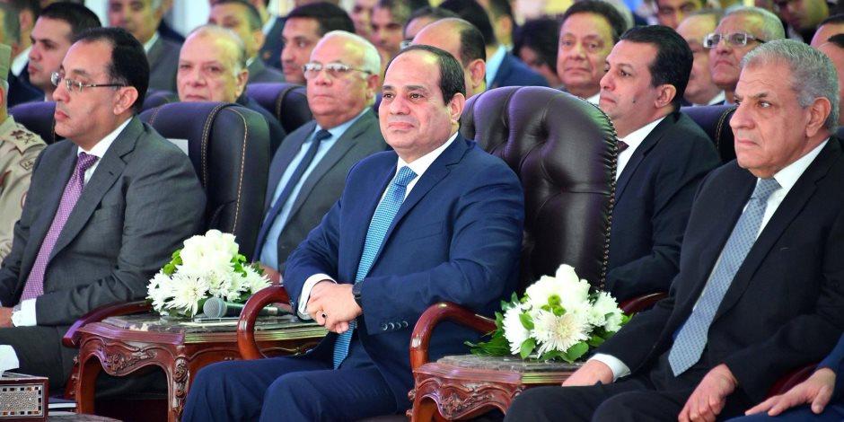 """""""باع راحته واشترى أم الدنيا"""".. هاشتاج """"مع السيسي مصر أقوى"""" يتصدر تويتر"""