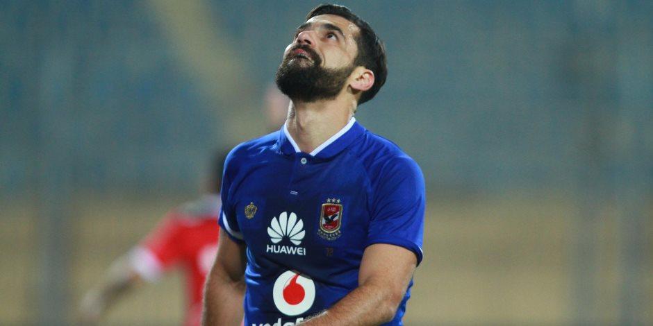الأهلى يقيد عبدالله السعيد فى اتحاد الكرة 3 سنوات رسمياً