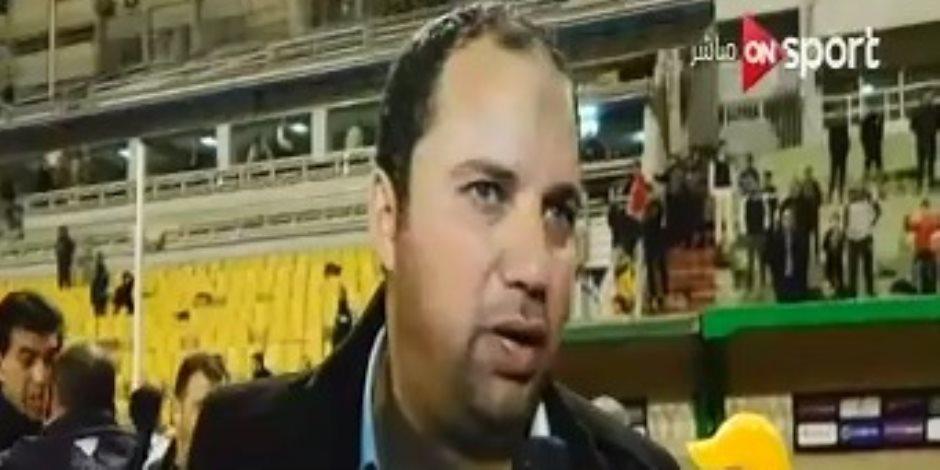 عودة: المقاولون استحق الفوز على الدراويش.. والقادم أصعب