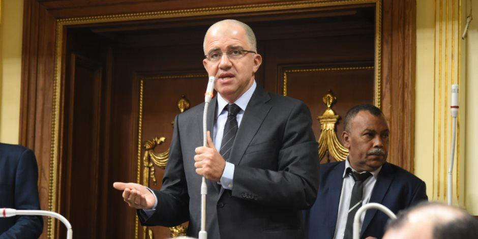 السويدى لمديرى مراكز تنمية المجتمع: دعم مصر لن يدافع عن الحكومة وهدفنا الدفاع عن الدولة