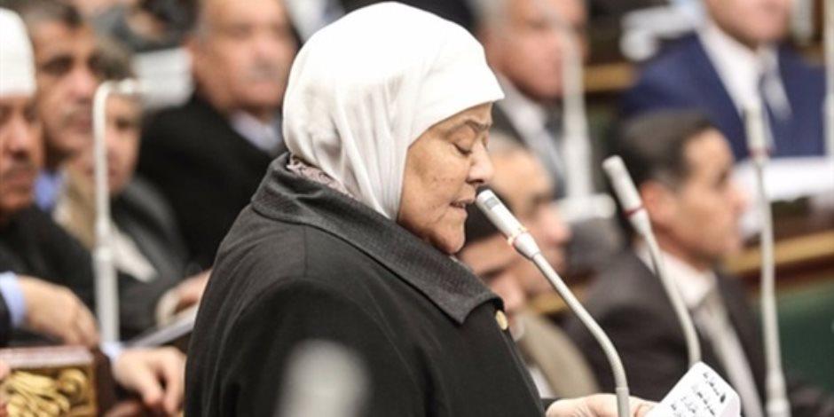 """نائبة تطالب """"الريف المصري"""" بإبلاغ البرلمان بموعد طرح أراضي مشروع المليون ونصف فدان"""