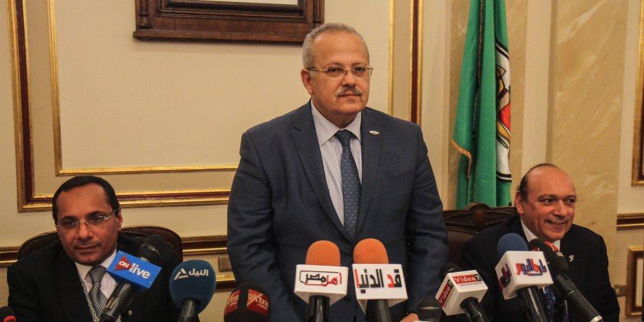 بعد 3 سنوات.. ننشر أول قرار لرئيس جامعة القاهرة فى واقعة سرقة المبني الإداري