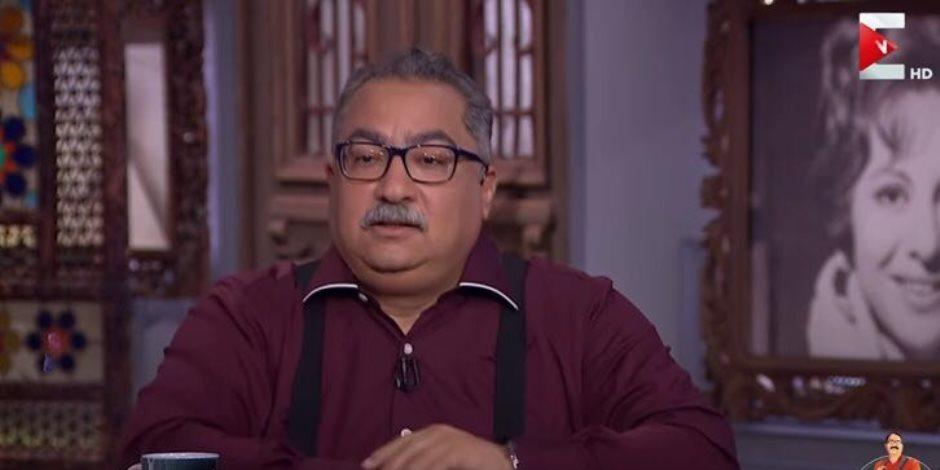 """إبراهيم عيسى: الحديث عن بيع الفلسطينيين لأراضيهم """"أكاذيب"""""""