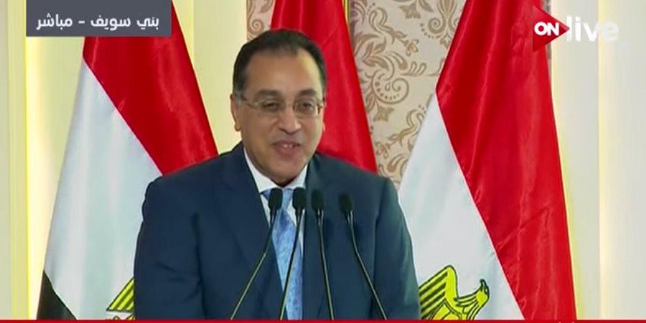 وزير الإسكان: جار العمل فى تطوير آخر منطقتين غير آمنتين بمحافظة دمياط