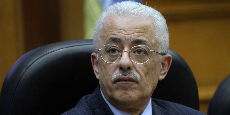 وزارة التربية والتعليم توافق علي إلحاق الطلاب اليمنيين بالمدارس المصرية