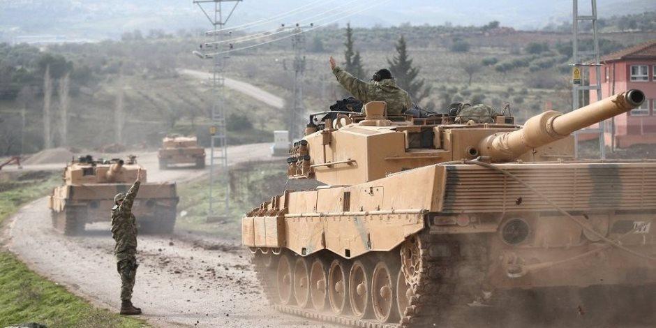 الجيش التركي يقتل 11 مدنيا في عفرين