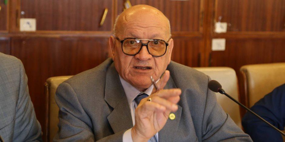 عبد المنعم العليمي يهنئ الرئيس السيسي بفوزره في الانتخابات الرئاسية