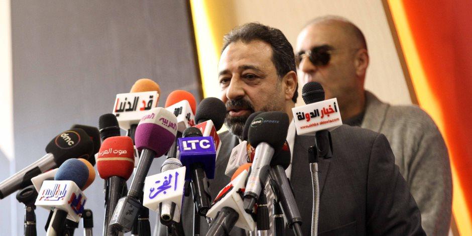 وائل الإبراشى يحرج مجدى عبد الغنى على الهواء بعد ردوده عن المنتخب