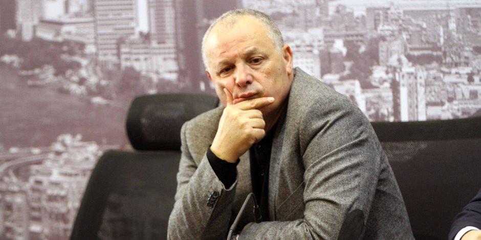 حملة رضا عبد العال: إحالة البلاغات المقدمة ضد أبو ريدة واتحاد الكرة إلى النيابة