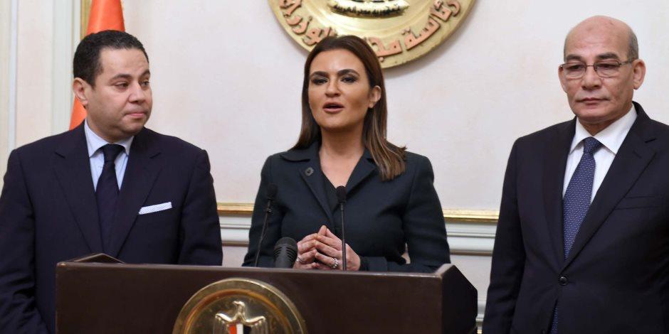 """الحكومة توقع عقد انشاء مصنع للسكر واستصلاح ١٨١ فدان بالمنيا مع"""" الغدير """" الإماراتية (صور)"""