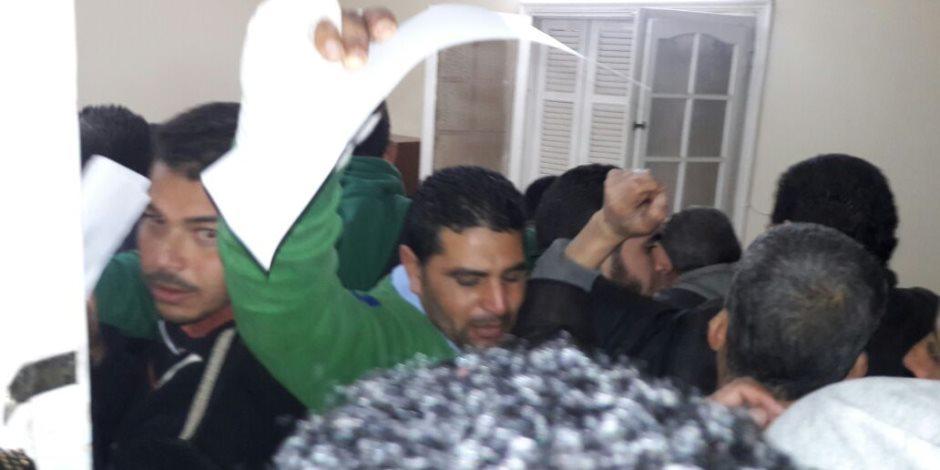 نادية عبده: توثيق 53 ألف توكيلا لترشيح الرئيس السيسي للانتخابات بالبحيرة