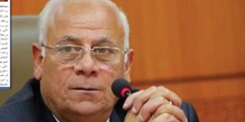 محافظ بورسعيد يوجه بتكثيف الحملات لضبط الماشية بالشوارع والطرق