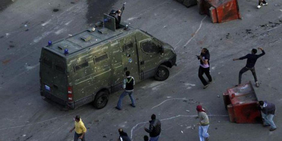 في ذكرى 25 يناير.. 50 صورة تحكي ثورة شعب