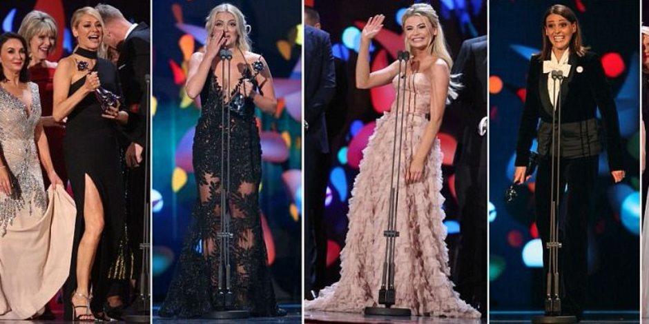 14 جائزة لنجوم الشاشة الصغيرة فى حفل National Television Awards (صور)