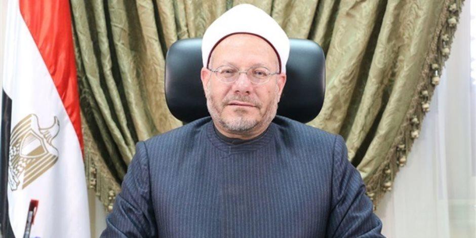 شوقي علام: الحفاظ على المقاصد الشرعية يصحح صورة الإسلام