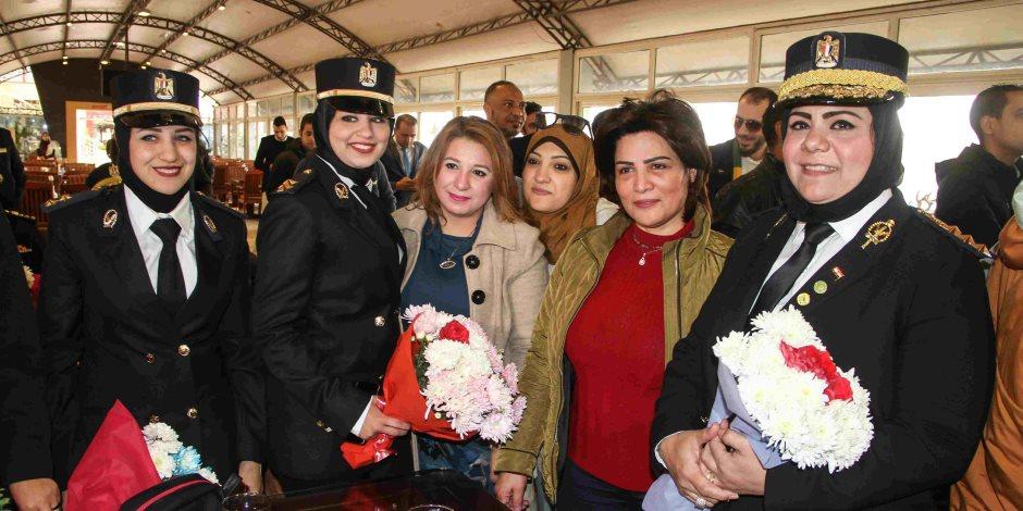 تزامنا مع عيدهم.. هذا ما قاله نواب البرلمان في عيد الشرطة (صور)